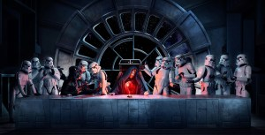 The Last Star Wars Dinner