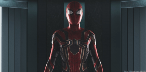 The New Spidey Suit 300x147 The New Spidey Suit
