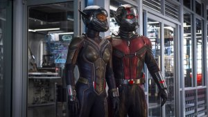 The Wasp and Ant-man