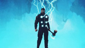 Thor- God of Lightning