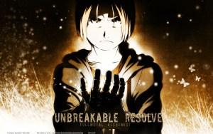 Unbreakable Resolve
