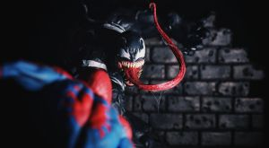 Venom 5k Wallpaper