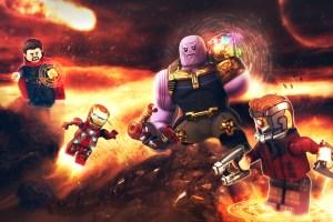 avengers infinity war lego t4