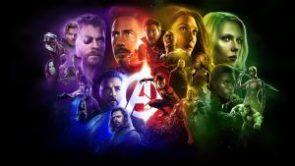 avengers infinity war superheroes poster yv