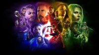 avengers infinity war superheroes poster yv