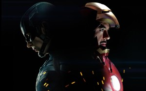 captain america and iron man 6x