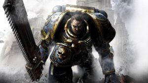 captain titus warhammer 40000 space marine ap