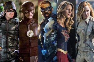 cw superheroes 2018 ur