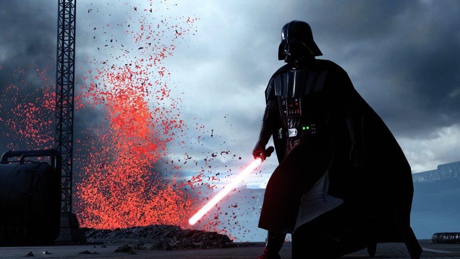 Darth Vader Star Wars Battlefront 5k 5f Zoom Comics