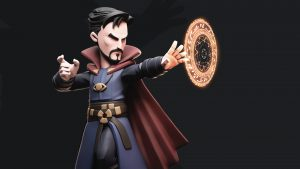 doctor strange 3d avengers infinity war n8