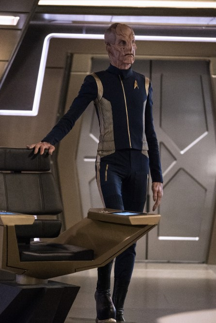 "Star Trek' Discovery' Ep. 3 ""Context Is For Kings"""