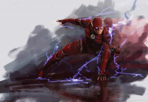 flash fan art 54