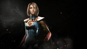 injustice 2 supergirl ad