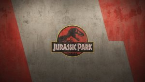 jurassic park logo 5k 54