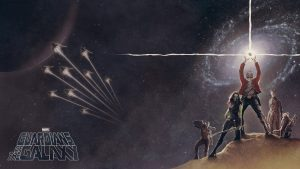 marvel guardians of the galaxy artwork tf