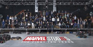 marvel studios – the first ten years