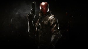 red hood in injustice 2 yo