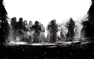 snowtroopers star wars the last jedi 2m