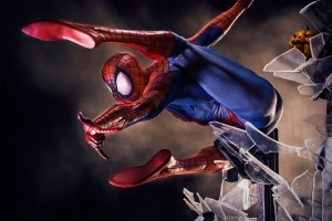 spiderman artwork 4k rk