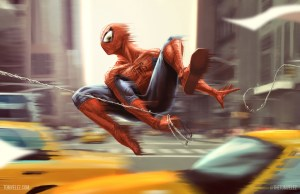 spiderman fan art do