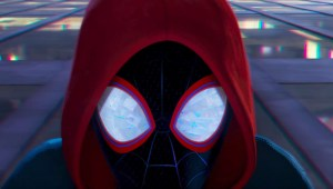 spiderman into the spider verse 2018 uc