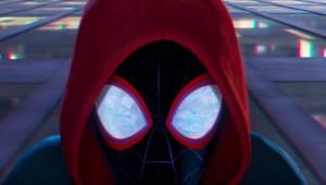 spiderman into the spider verse 2018 uc
