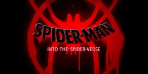 spiderman into the spider verse movie logo 5s