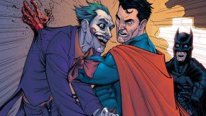 superman murders the joker