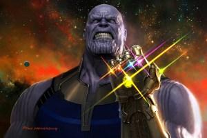 thanos avengers infinity war 08