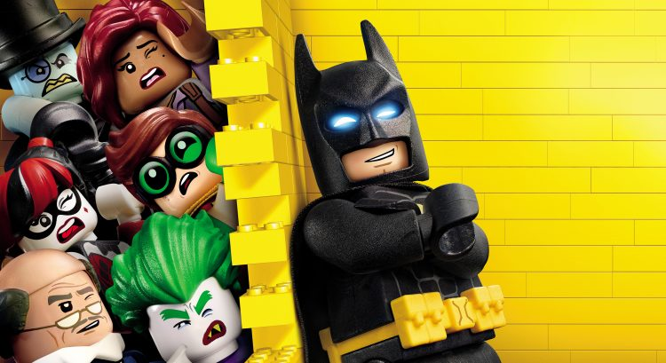 LEGO Batman in the 4k