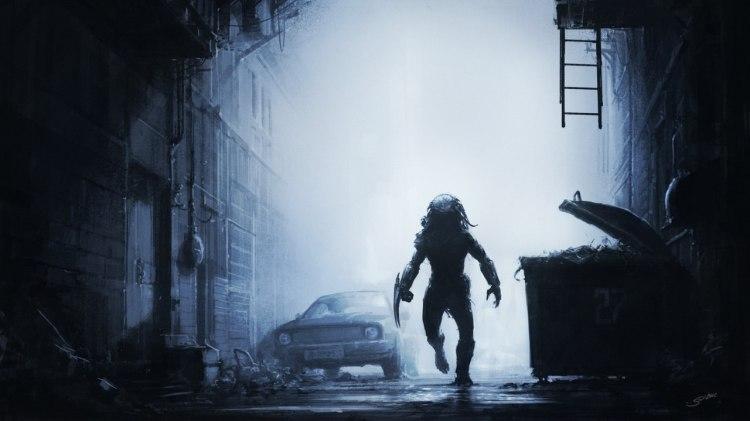 Predator Alley