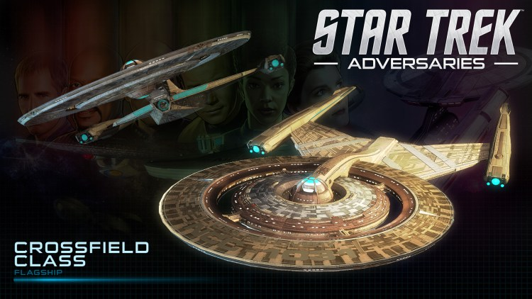 Star Trek Adversaries Crossfield Class