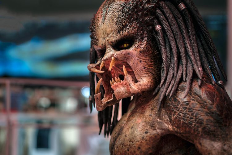 The Predator 2018 Movie