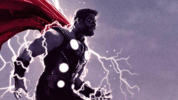 Thor powering up