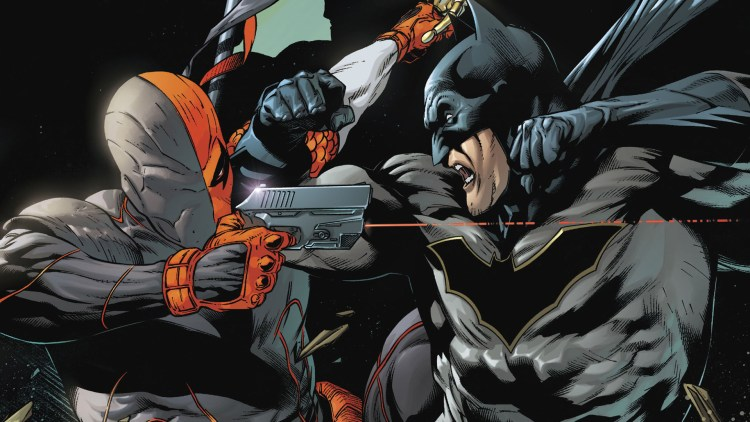batman vs deathstroke the terminator