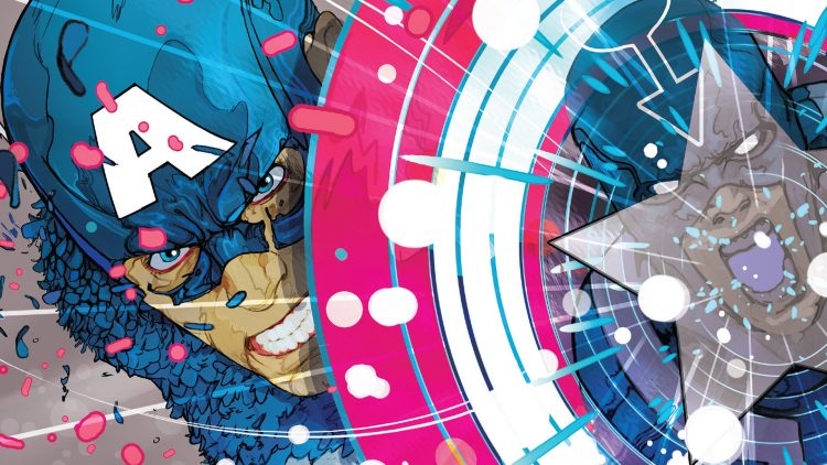 captain america vs black bolt