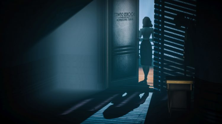 Bioshock Infinite Door