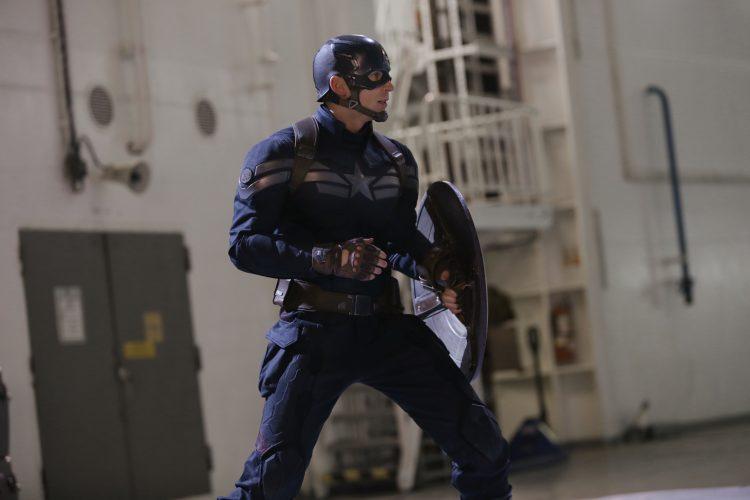 Captain America- Ready to Kick Ass