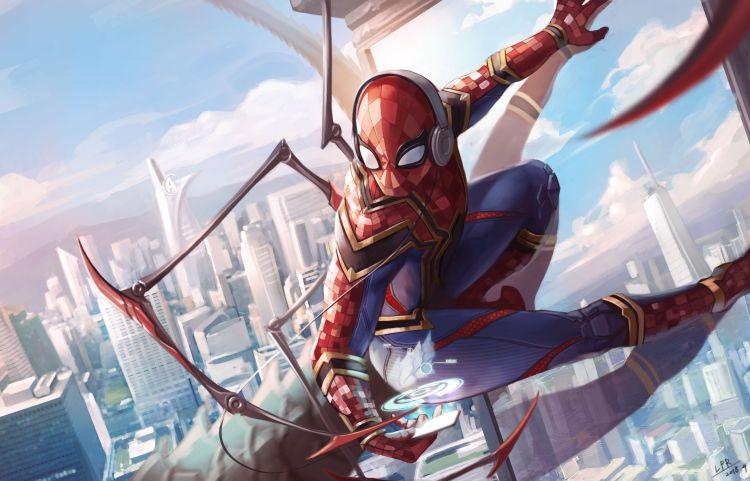 DJ Spider-man