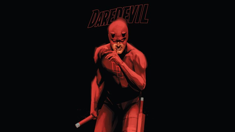 Daredevil is bloody