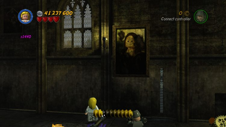 Dusty LEGO Lisa