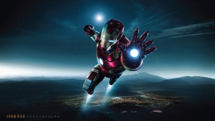 Iron Man Spectacular
