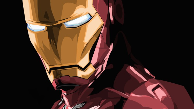 Iron man artwork