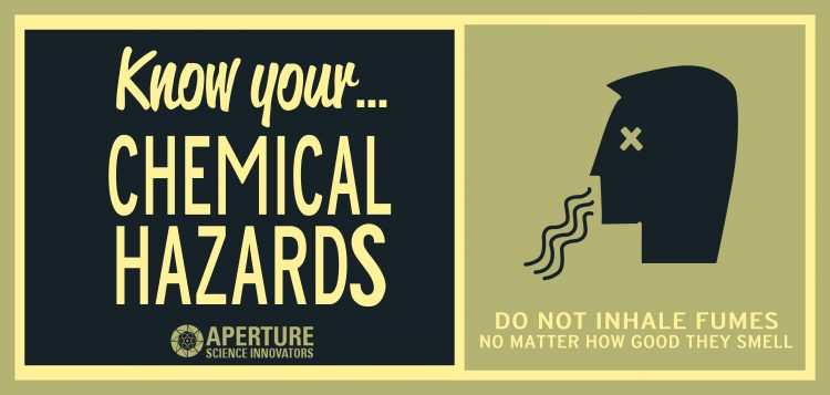 Know your chemical hazards