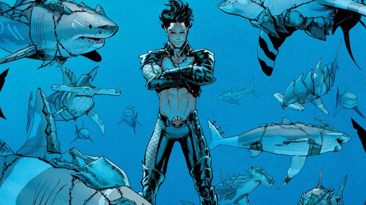 Namor and his sharks