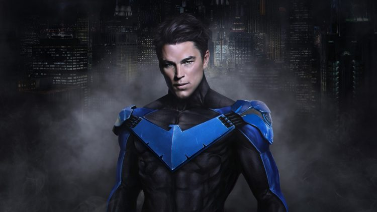 Sexy Nightwing