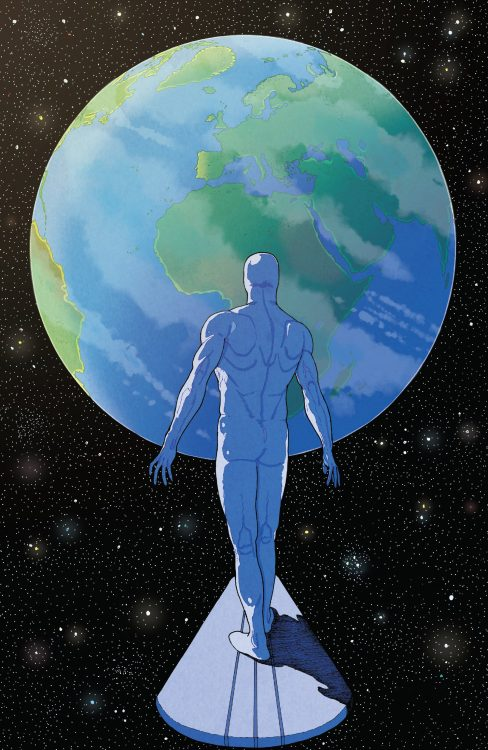 Silver Surfer Alone