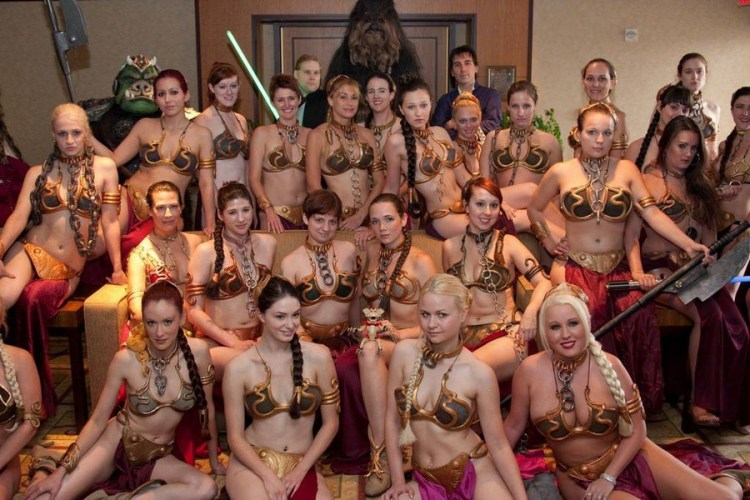 Slaves Leia