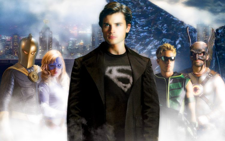 Smallville Heroes