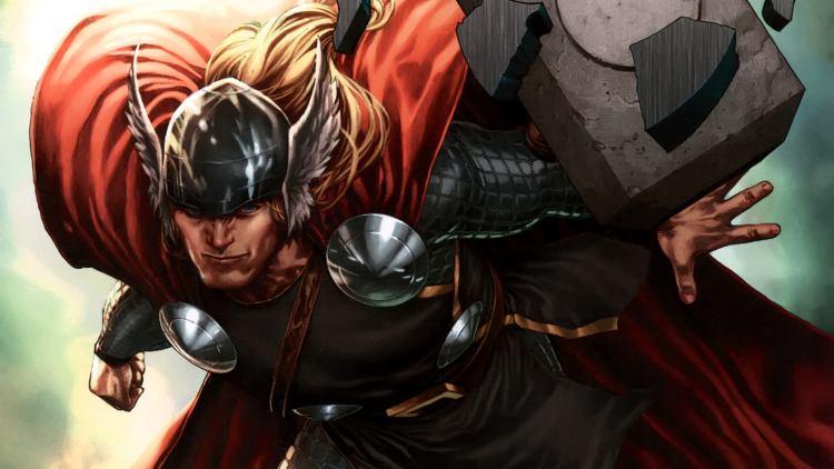 Smirky Thor